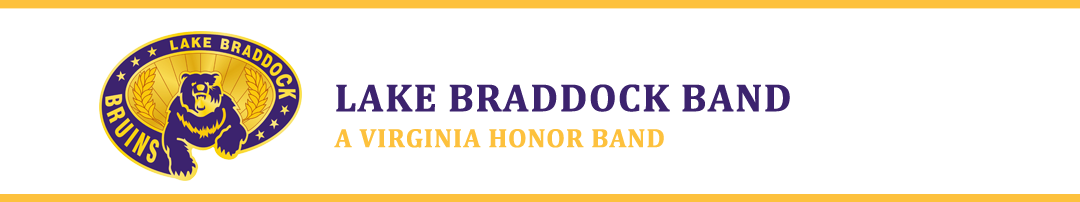 Lake Braddock Band